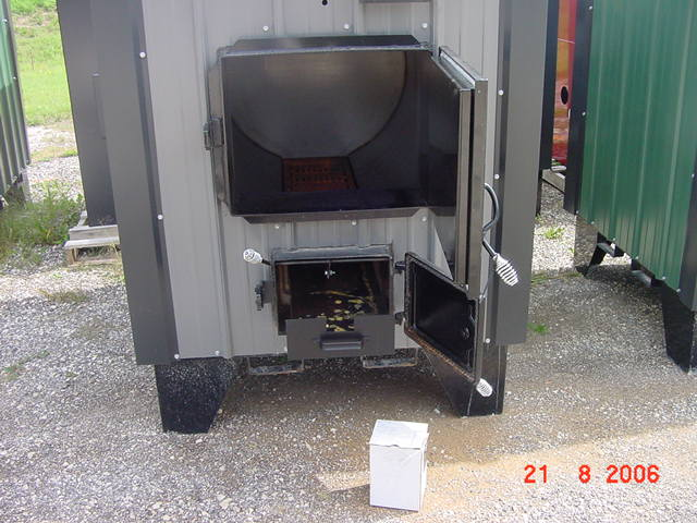- Outdoor Wood Furnace Information