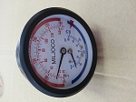 Royal Pressure Temperature Gauge (in well) 1/2 INCH MPT