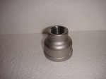 1 1/4 to 1 inch reducer coupler ss