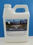 Pond Dye, Koi pond,lake dye,water fountain dye,Pond Algae controll,pond care 4gl 100%