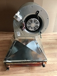air handler 12x12 shop heater