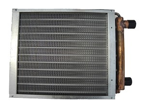 8X8 HEAT EXCHANGER WATER TO AIR